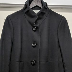 JCrew Coat (Black)